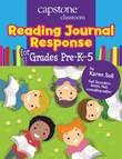 Reading Journal Response for Grades Pre-K-5