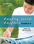 Reading Journal Response for Grades 6-8