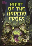 Night of the Undead Frogs
