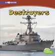 Destroyers: A 4D Book
