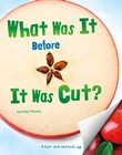 What Was It Before It Was Cut?