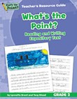 Grade 2 Teacher's Resource Guide