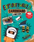Explore the World with Cardboard and Duct Tape: 4D An Augmented Reading Cardboard Experience