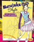 Harajuku Style: Fun Fashions You Can Sketch