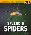 Splendid Spiders: A 4D Book