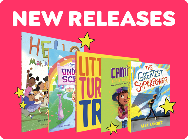Click here to see our newest releases!