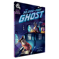 Image of the book 'The 30,000-Foot Ghost' by Brandon Terrell.