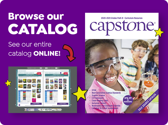 Browse our catalog! Click here to see our entire catalog online.