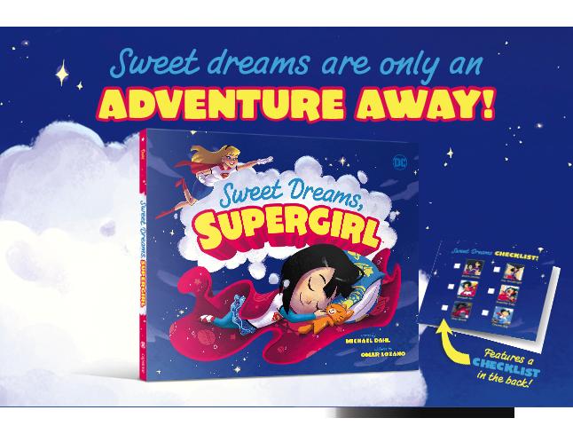 Sweet Dreams Supergirl