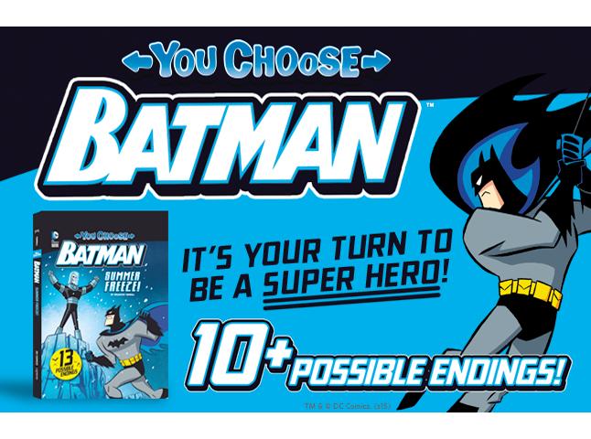 You Choose&#58&#59; Batman
