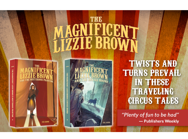 Magnificent Lizzie Brown