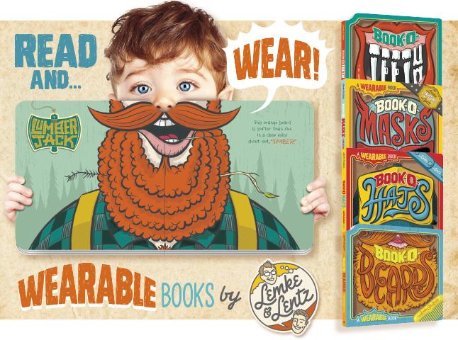 Wearable Books