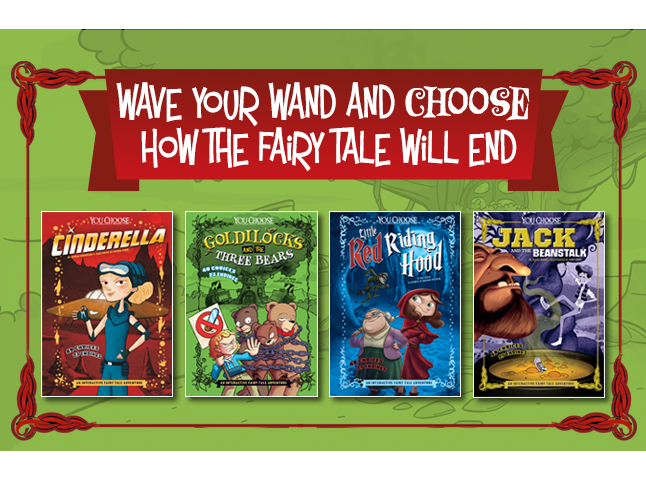 You Choose Fractured Fairy Tales