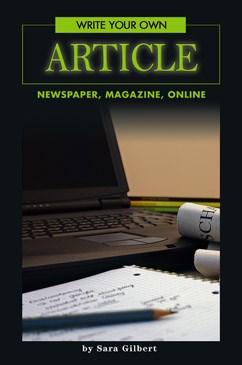 Write newspaper article online