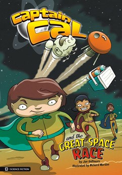 Captain Cal and the Great Space Race