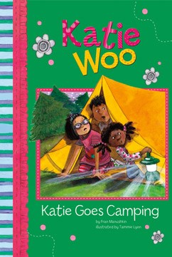Katie Goes Camping