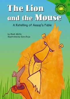 the lion and the mouse by aesop