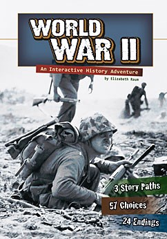 World War II: An Interactive History Adventure