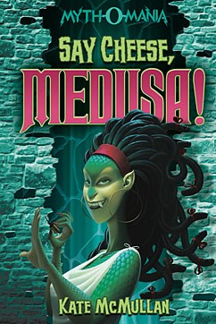 Say Cheese, Medusa! | Capstone Library