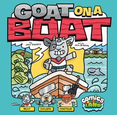 goat on a boat capstone young readers