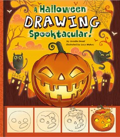 A Halloween Drawing Spooktacular!
