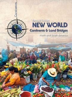 Superior New World Continents And Land Bridgesu0026#58; North And South America