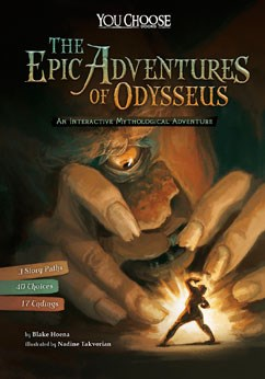 how is odysseus an epic hero
