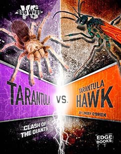 Tarantula vs. Tarantula Hawk: Clash of the Giants