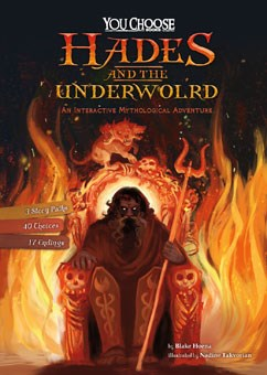 Hades and the Underworld: An Interactive Mythological ...