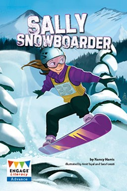 Sally Snowboarder