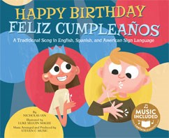 Happy Birthday Feliz Cumpleaños A Traditional Song In English