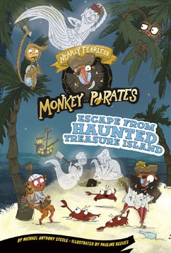 Escape from Haunted Treasure Island: A 4D Book