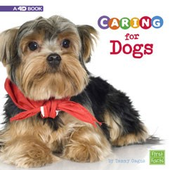 Caring for Dogs: A 4D Book