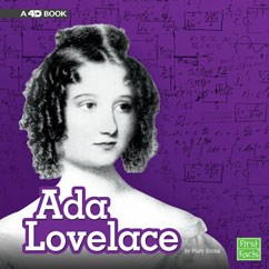 Ada Lovelace: A 4D Book
