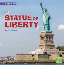 The Statue of Liberty: A 4D Book