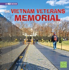 The Vietnam Veterans Memorial: A 4D Book