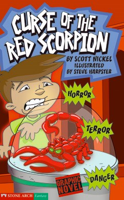 Curse of the Red Scorpion