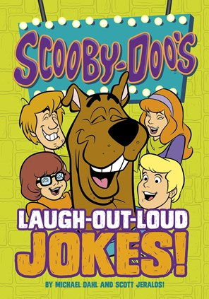Scooby-Doo's Laugh-Out-Loud Jokes!