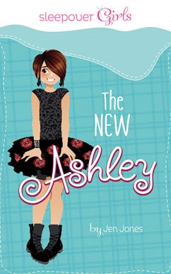 Sleepover Girls: The New Ashley