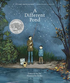 A Different Pond | Capstone Young Readers