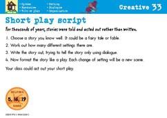 Short play script   Capstone Classroom