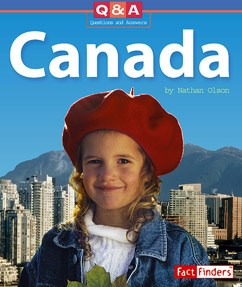 Canada: A Question and Answer Book