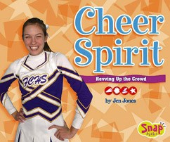 Cheer Spirit: Revving Up the Crowd