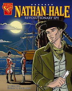 Nathan Hale: Revolutionary Spy
