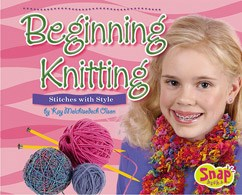 Beginning Knitting: Stitches with Style