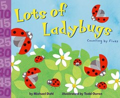 Lots of Ladybugs!: Counting by Fives