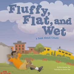 Fluffy, Flat, and Wet: A Book About Clouds