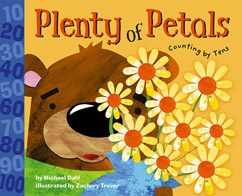 Plenty of Petals: Counting by Tens