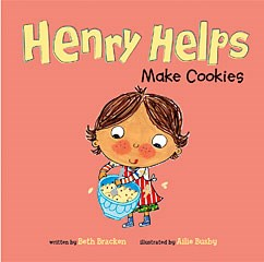 Henry Helps Make Cookies