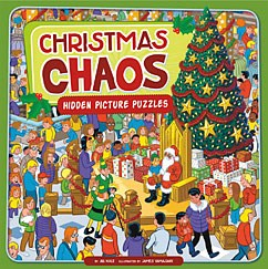 Christmas Chaos Hidden Picture Puzzles Capstone Library